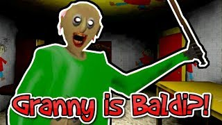 Download GRANNY'S BASICS IN EDUCATION AND LEARNING! (Granny Mod) Video