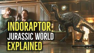 Download The Indoraptor (Jurassic World: Fallen Kingdom) Creatures Explained Video