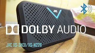 Download Best Portable Bluetooth Speaker | JVC XS-SN31 | Review with Sound Quality Test Video