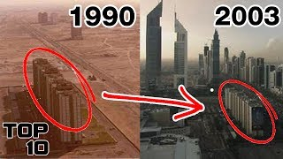 Download Top 10 Insane City Transformations Video