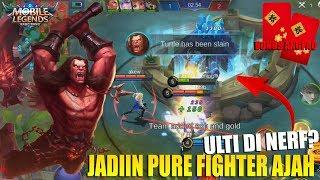 Download ULTI BALMOND DI NERF?!? Ya Sudah Jadiin Pure Fighter Ajah + GIVEAWAY EPIC SKIN!!! (Mobile Legends) Video