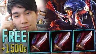 Download TRIPLE POACHER'S DIRK COUNTER JUNGLING SHACO ! FREE 1500G Video