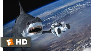 Download Sharknado 3: Oh Hell No! (9/10) Movie CLIP - Sharks in Space (2015) HD Video