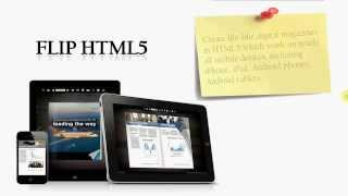 Download Flip HTML5 - Go Mobile to read Flip Book! Anywhere, Anytime Video