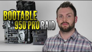 Download GUIDE: How to configure Samsung 950 PRO (NVMe M.2 SSD) in Bootable RAID 0 Video