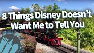 Download 8 Things Disney Doesn't Want Me To Tell You! Video