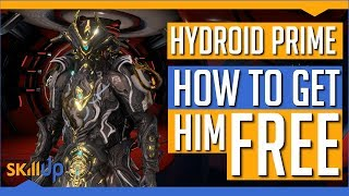 Download Warframe | How To Get Hydroid Prime 100% Free (Or any Prime for That Matter) Video