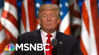 Download Donald Trump Said If Clinton Won In 2016 She'd Face Unending Investigations | The 11th Hour | MSNBC Video