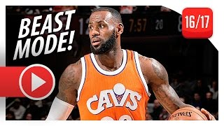 Download LeBron James UNREAL Full Highlights vs Hornets (2016.12.10) - 44 Pts, 10 Ast, 9 Reb Video