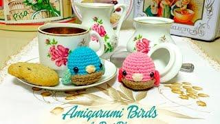 Download Reto 1: Cómo hacer un pajarito amigurumi/ How to crochet an amigurumi bird Video