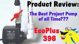 Download Best Aquarium Filter Pump: Eco 396 Submersible Pump Video