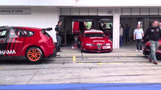 Download Kiss Norbi Alfa Romeo 156 WTCC teszt Video