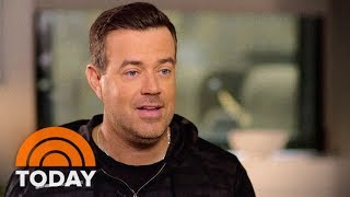 Download Carson Daly Opens Up About His Anxiety Disorder: 'I Know I'm Going To Be OK'   TODAY Video