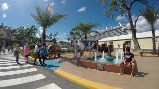 Download St Thomas Charlotte Amalie Cruise Port, Havensight & Scenic Drive (4K) Video