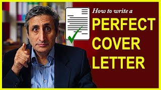 Download How to Write a Perfect COVER LETTER in Six Steps (with Example) Video