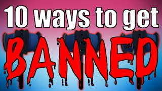 Download 10 ways to get banned on ROBLOX 3 Video