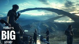Download TBS 8/22/17: Final Fantasy XV basically confirmed for Switch Video