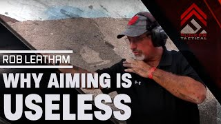 Download AIMING IS USELESS! 3 Secrets To Great Shooting | Rob Leatham 6x IPSC World Champion! Video
