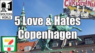Download Visit Copenhagen - 5 Love & Hates of Copenhagen Denmark Video