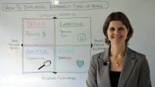 Download How to Influence Different Types of People - Leadership Training Video