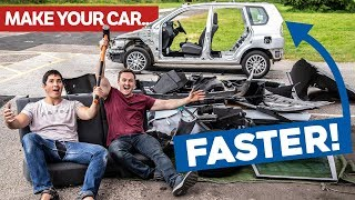 Download How To Make A Slow Car Fast For FREE! Video