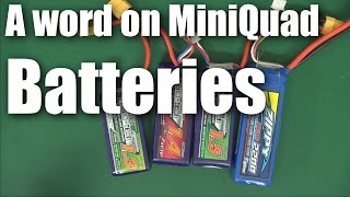 Download What size mini quadcopter battery should you use? Video