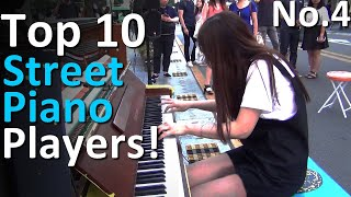 Download Top 10 Street Piano Performances Video