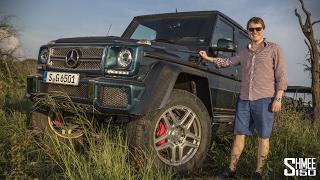 Download Mercedes-Maybach G 650 Landaulet on SAFARI! Video