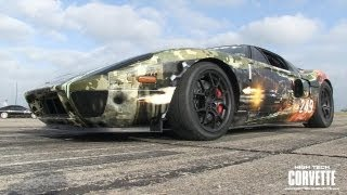 Download World Record Ford GT - The Texas Mile 2012 Video