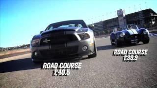 Download 2011 Super Snake vs 427 Cobra - Baddest Shelby Ever Video