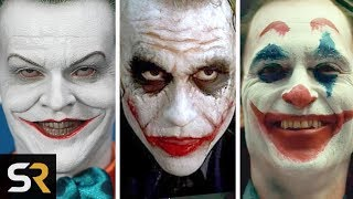 Download Why Actors Take Playing The Joker So Seriously Video