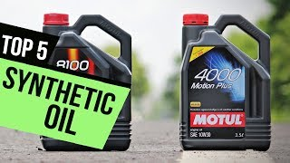 Download TOP 5: Best Synthetic Oils 2017-18 Video