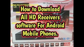 All Chaina receiver Sony Network Software 2018 (1506,2778,protocol