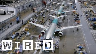 Download How Boeing Builds a 737 Plane in Just 9 Days | WIRED Video