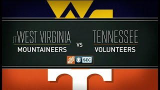 Download NCAAF 2018 09 01 West Virginia vs Tennessee 720p60 Video