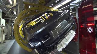 Download BMW F30 3-Series Factory Production Tour (1080p HD, 15:00) Video
