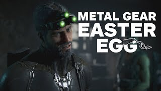 Download Ghost Recon Wildlands: Splinter Cell + Metal Gear Solid Easter Egg Video
