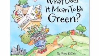 Download Teach kids sustainability: What Does it Mean to be Green? Video