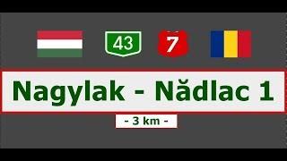 Download Crossing the border: Nagylak (H) - Nădlac 1 (RO) (Febr. 28, 2017) Video