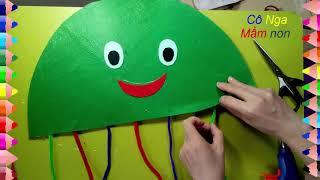 Download Hướng dẫn làm đồ chơi góc Toán - Math toys. Video