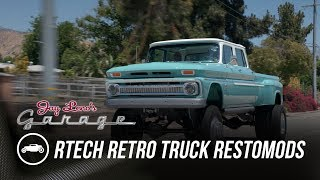 Download Rtech Retro Truck Restomods - Jay Leno's Garage Video