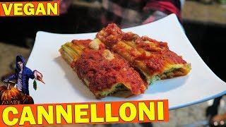 Download Cannelloni Recipe (Vegan) Video