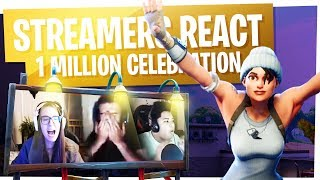 Download TOP 10 KILLING TWITCH STREAMERS with REACTIONS - 1 Million Subscriber Celebration! Video