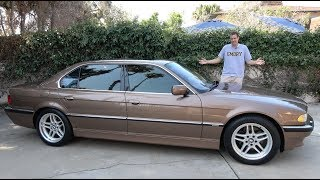 Download Here's Why the 2001 BMW 7 Series Is the Best Luxury Sedan Ever Video