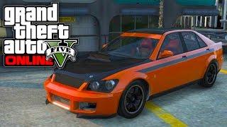 Download GTA 5 Online: Sultan RS BEST Spawn Location! Secret Cars Customization (GTA V) Video
