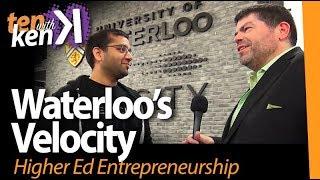 Download Innovation: Waterloo's Velocity Video