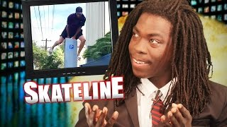 Download SKATELINE - Shane ONeill, Nick Tucker, Andrew Brophy, Marc Johnson, GX 1000 Video