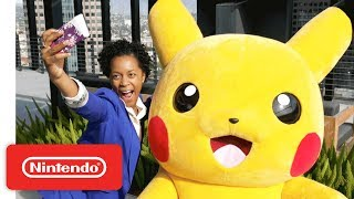 Download Who Inspired the New Nintendo 2DS XL Pikachu Edition? Video