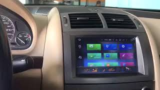Download Navimex Android 407 peugeot car info and aırconditioner Video
