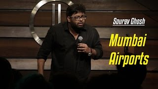 Download Mumbai Airports | Stand-up Comedy by Sourav Ghosh Video